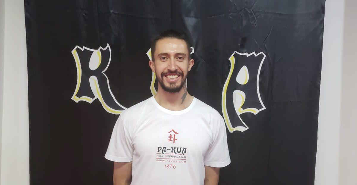 Instrutor Rodrigo S. Walter